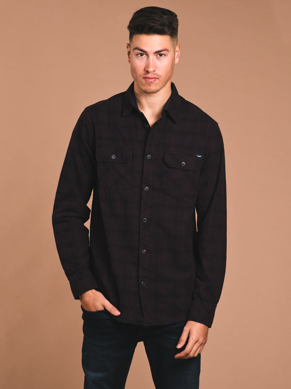 MENS CLASSIC BUTTON UP SHIRT - CLEARANCE