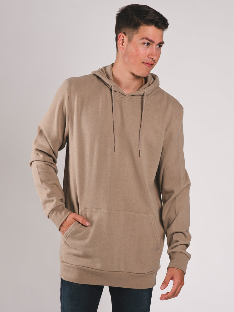 MENS WASHED OUT HOODIE - CLEARANCE