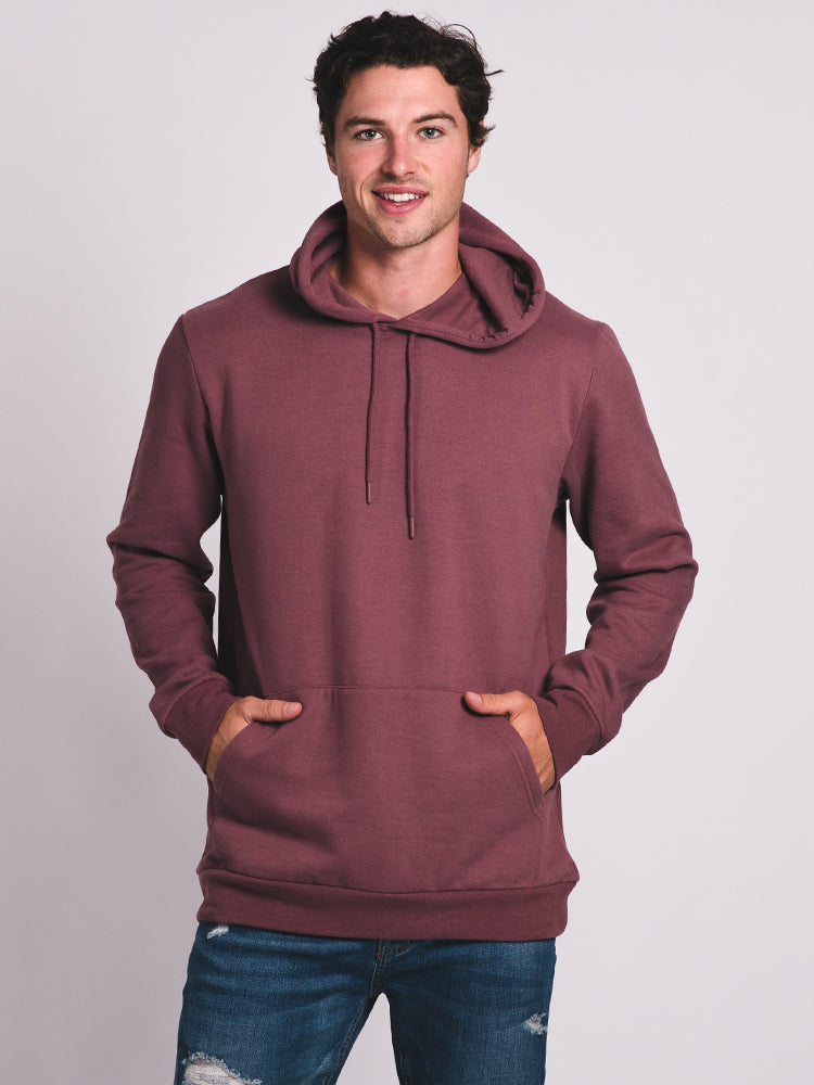 MENS WASHED OUT HOODY - CLEARANCE