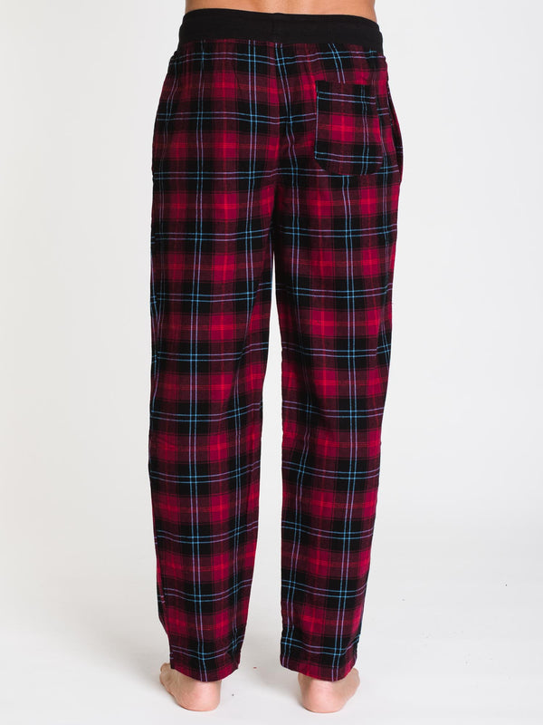MENS WILSON PLAID PANT BF