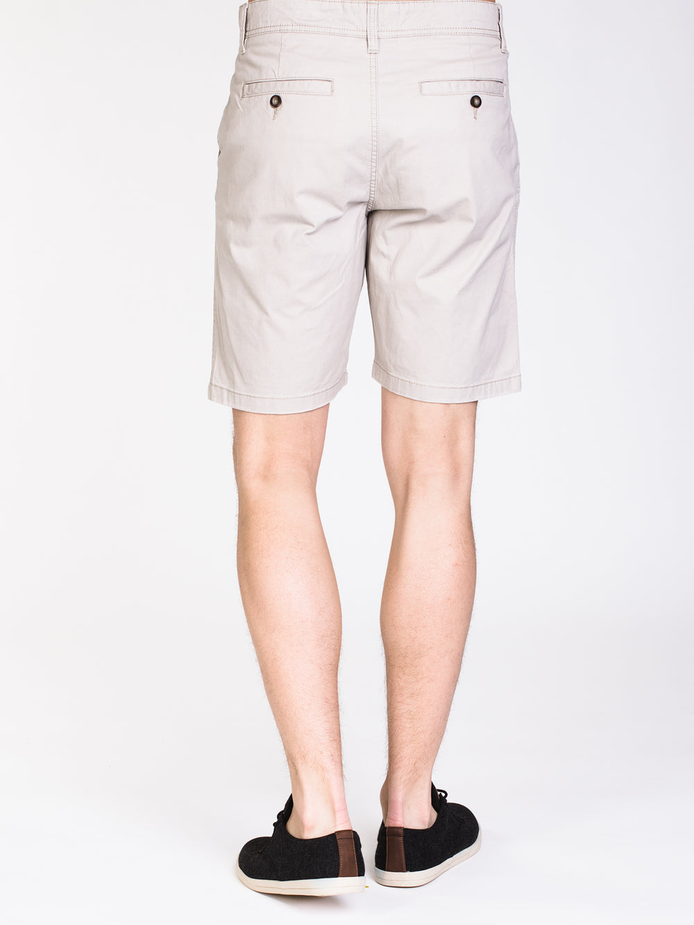 MENS CALEB SLIM SOLID - BONE - CLEARANCE