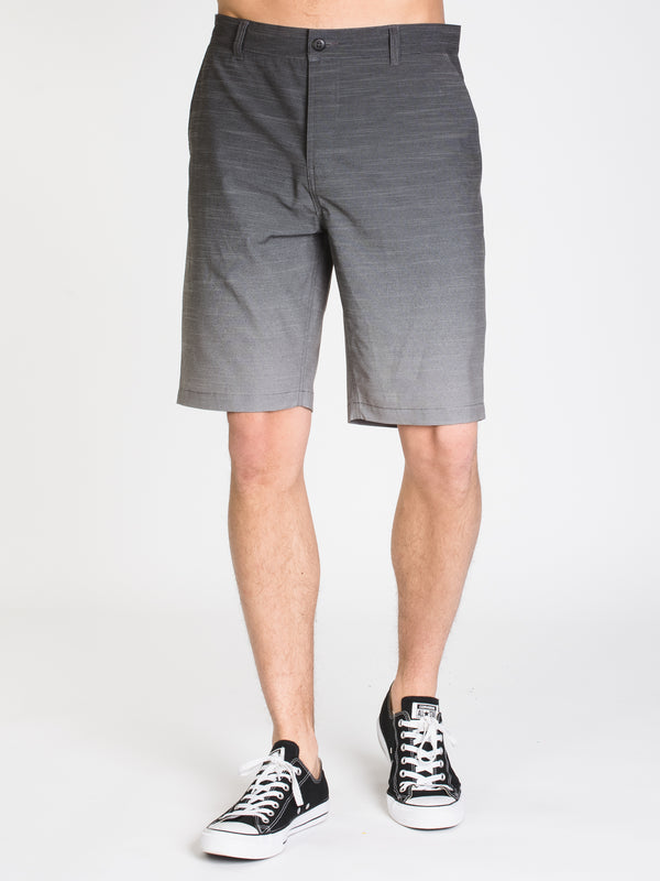 MENS OMBRE TECHNO SHORT
