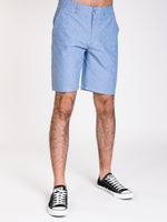MENS CALEB SLIM CROMWELL SHORT - CLEARANCE