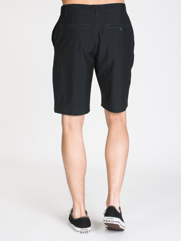 MENS HERRINGBONE TECHNO SHORT