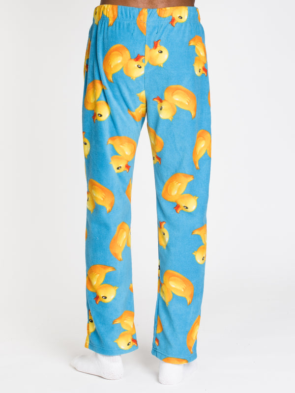 MENS PRINTED POLAR PANT - DUCKS