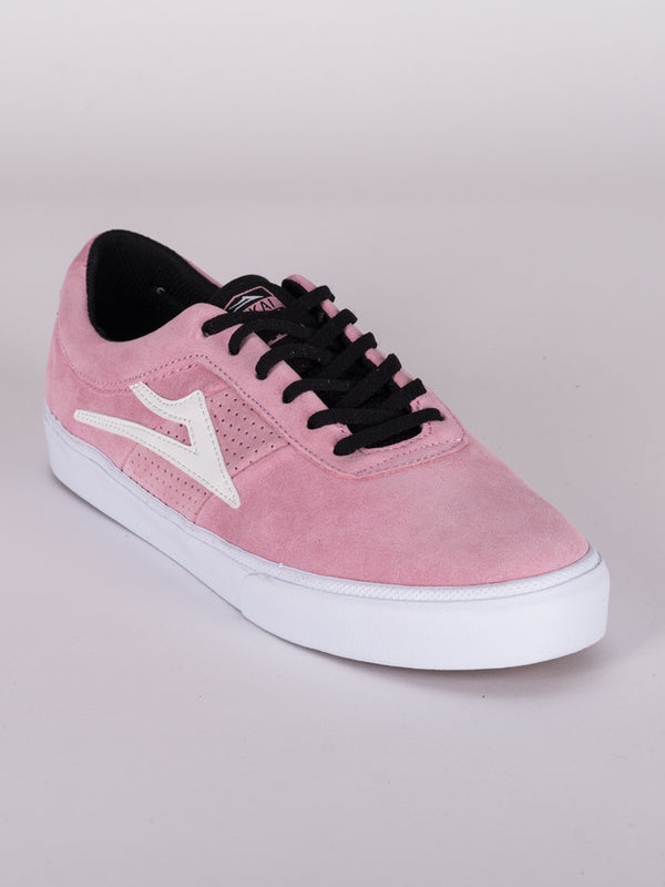 MENS SHEFFIELD - PINK SUEDE - CLEARANCE
