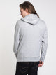 MENS GRAPHIC WING PULLOVER HOODIE - GREY