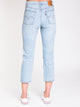 WOMENS WEDGIE STRAIGHT - DIBS DENIM