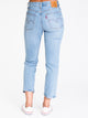 WOMENS WEDGIE STRAIGHT - JIVE INDIGO