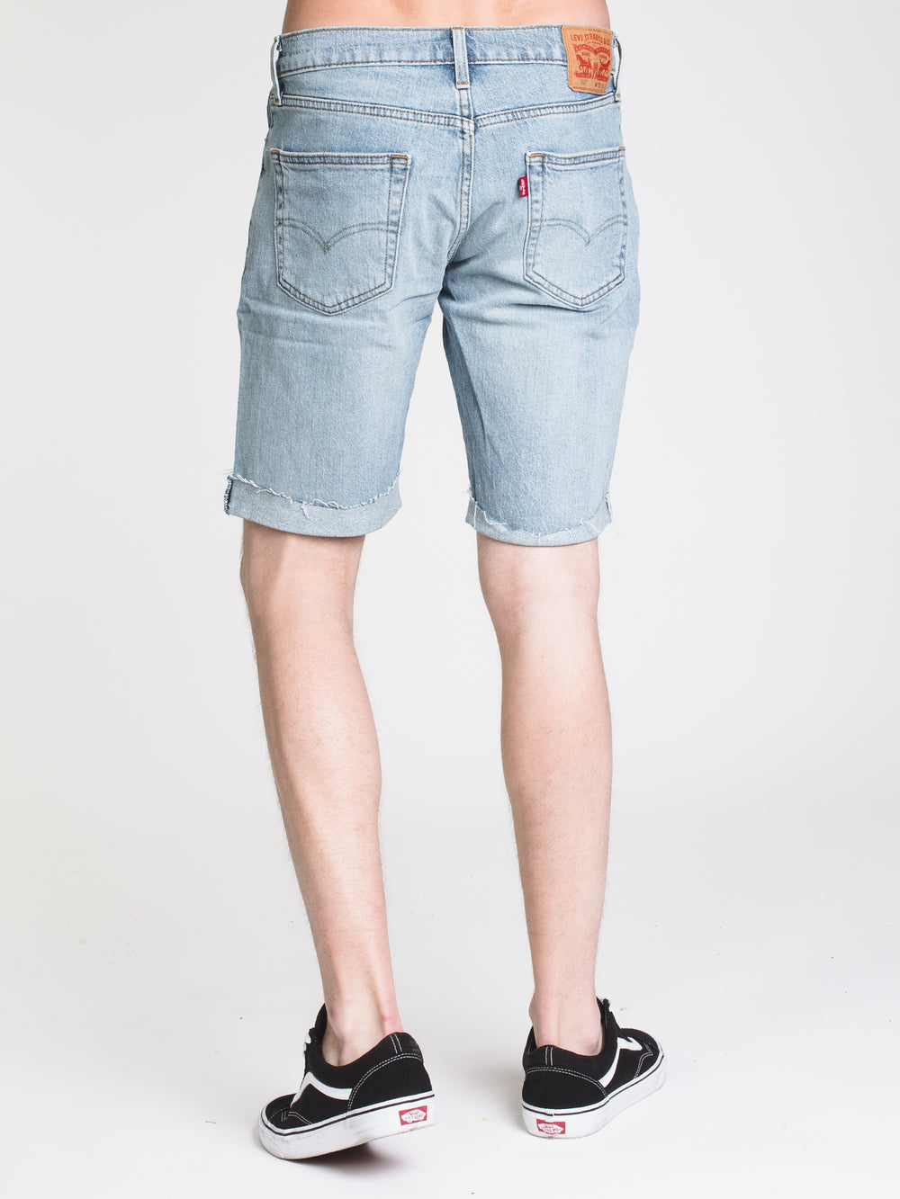 MENS 511 SLIM CUTOFF SHORT - DENIM