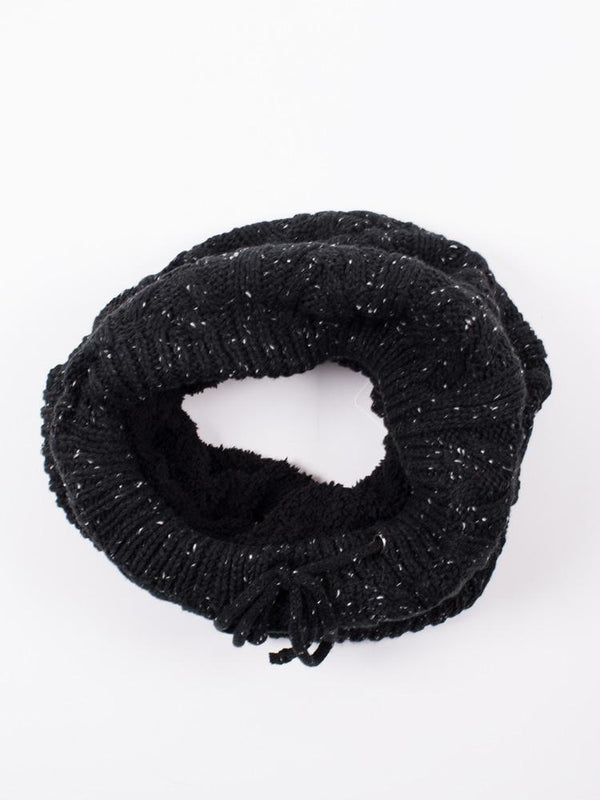 CABLEKNIT SNOOD - CLEARANCE