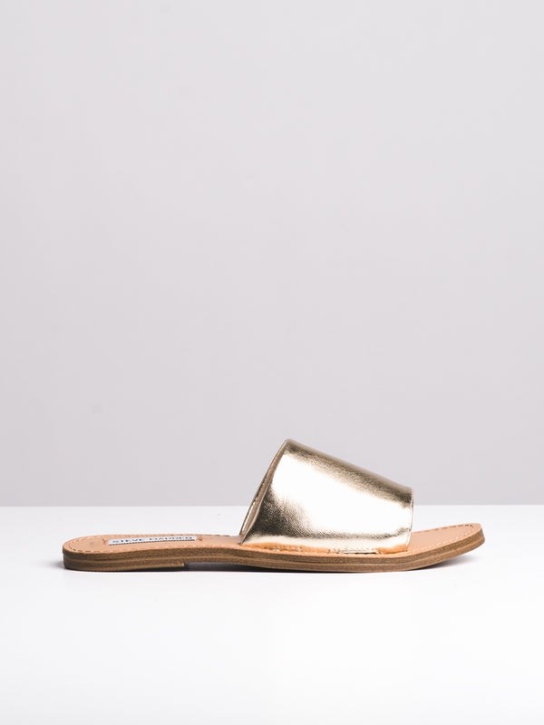 WOMENS GRACEE GOLD SANDALS- CLEARANCE