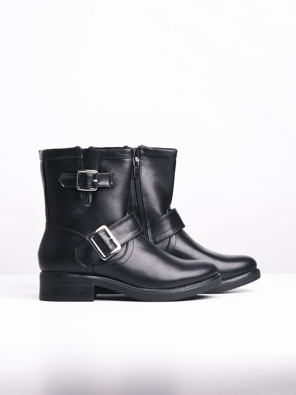 WOMENS PARTAKE - BLACK - CLEARANCE