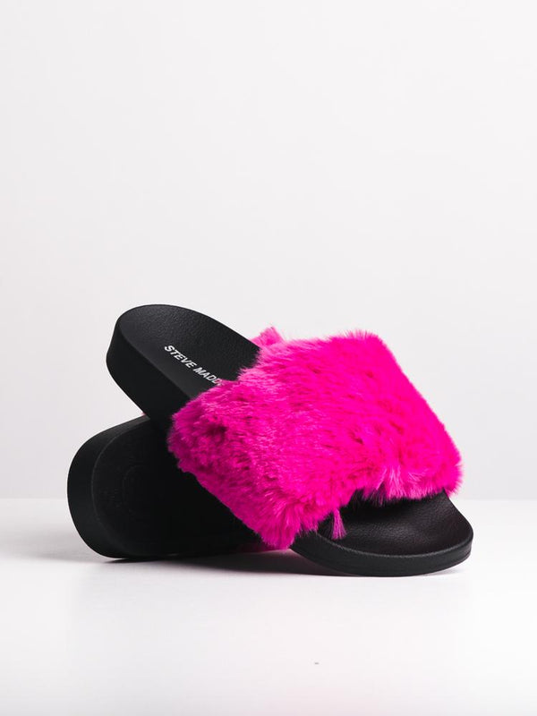 WOMENS SOFTEY FUSCHIA SANDALS