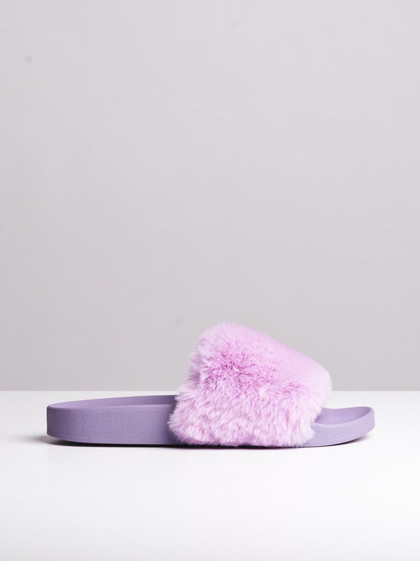 WOMENS SOFTEY LAVENDER SANDALS