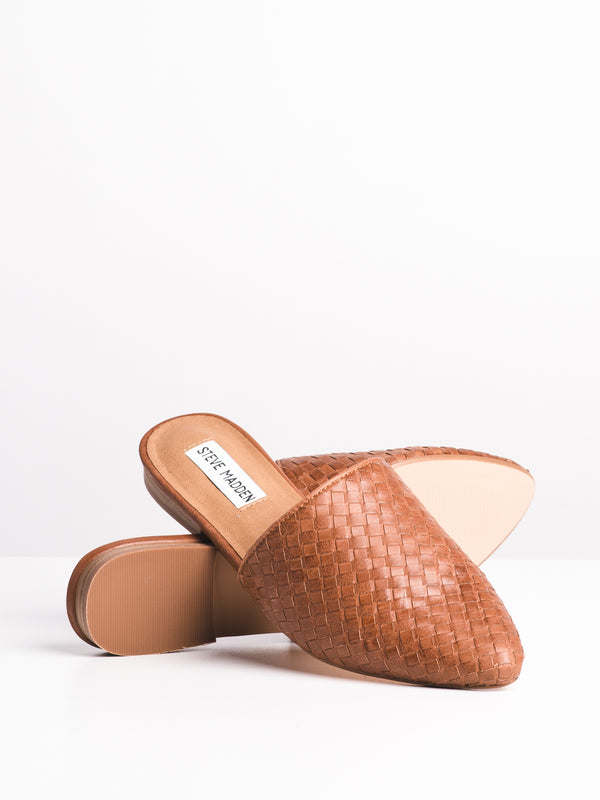 WOMENS TIMID - COGNAC