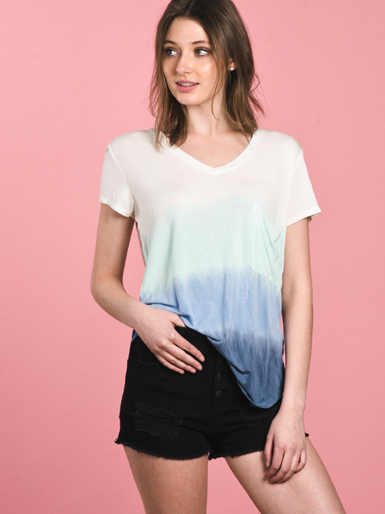 WOMENS LEAH TEE- CLEARANCE