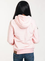 WOMENS KANISTERKOPF - LIGHT PINK