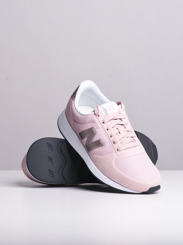 WOMENS 215 PINK SNEAKERS- CLEARANCE