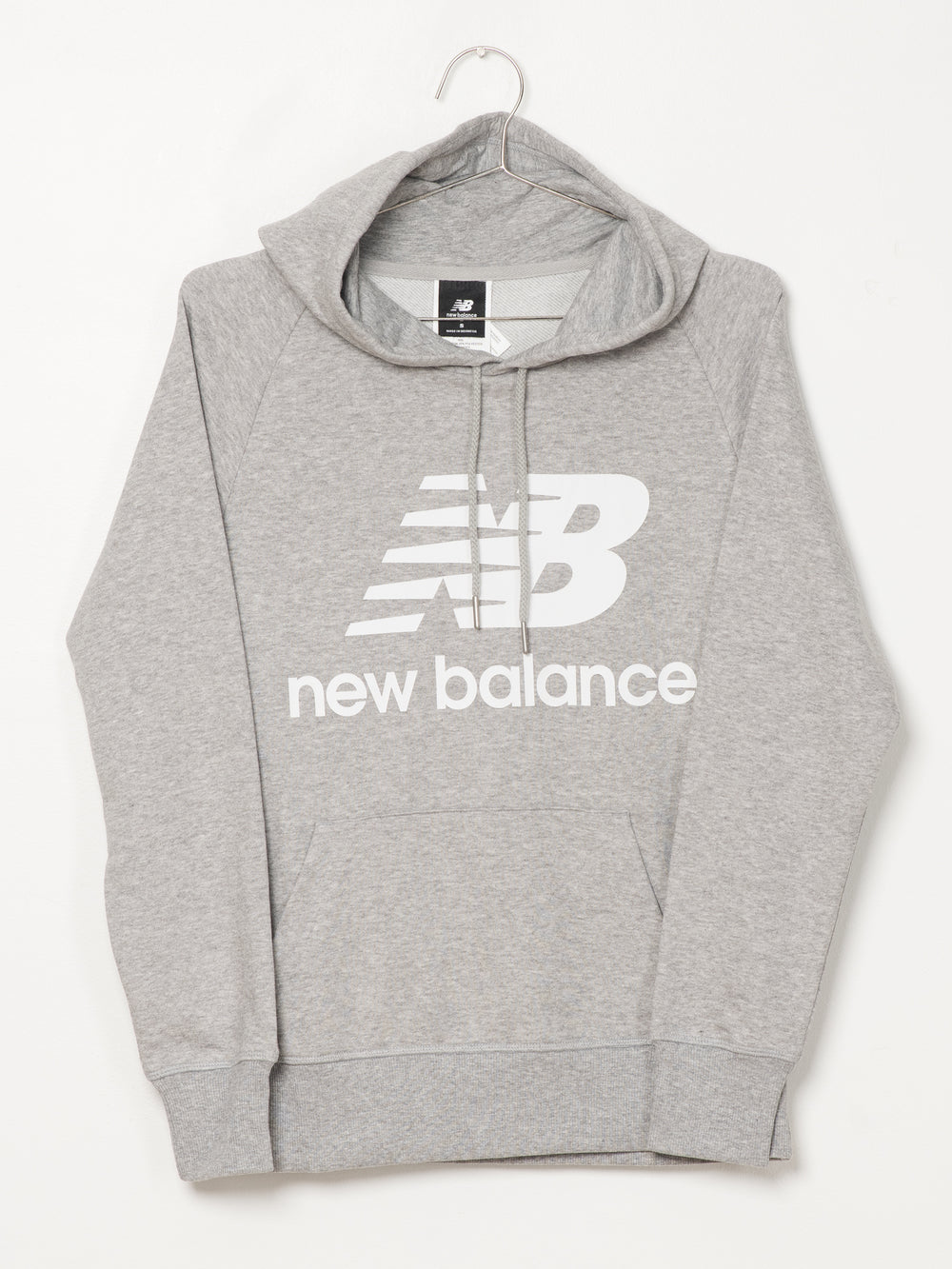 WOMENS ESSE PULL OVER HD - ATHLETIC GREY