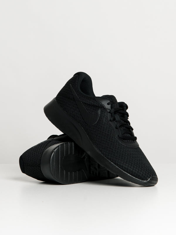 MENS TANJUN BLACK/BLACK SNEAKERS