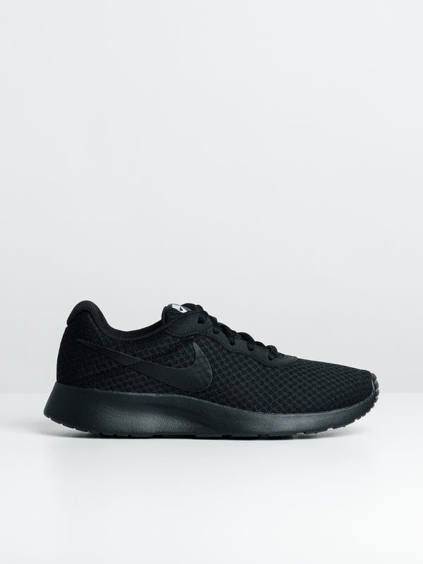 WOMENS TANJUN BLACK/BLACK SNEAKERS