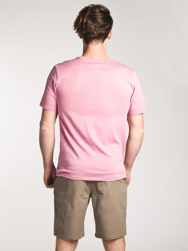MENS SB DRY DFC SHORT SLEEVE T-SHIRT - PINK