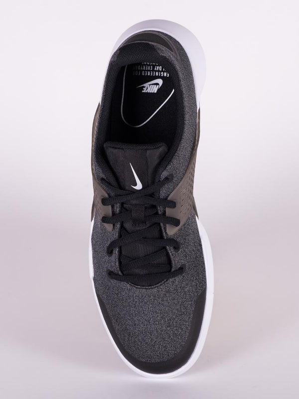 MENS ARROWZ BLACK/GREY SNEAKERS- CLEARANCE