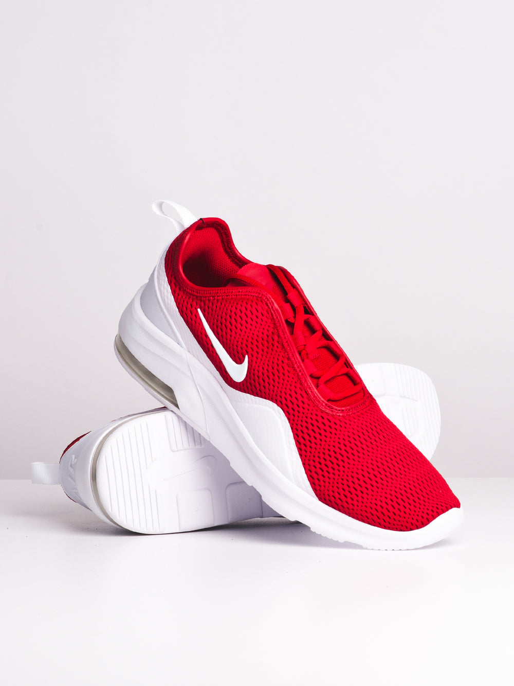 reputable site a888a df348 MENS AIR MAX MOTION 2 - RED WHITE