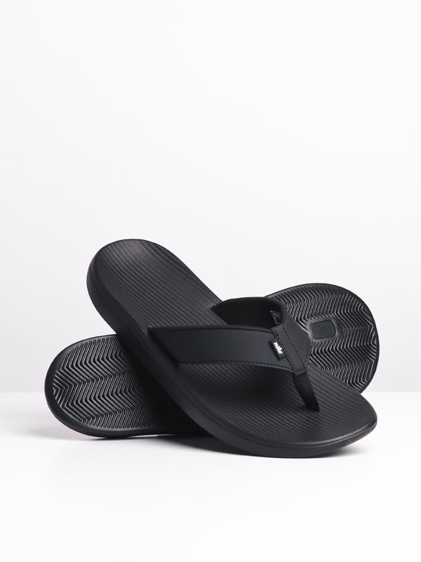 MENS KEPA KAI - BLACK/WHITE