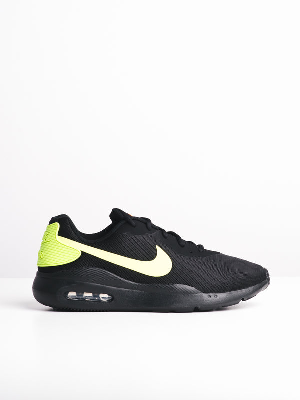MENS AIR MAX OKETO RATIO - BLK/YEL