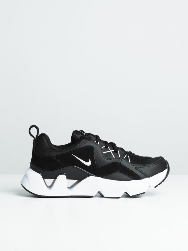 WOMENS NIKE RYZ 365 - BLACK/WHITE