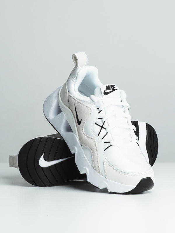WOMENS NIKE RYZ 365 - WHITE/BLACK