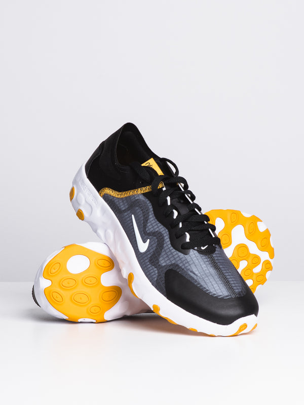 MENS NIKE RENEW LUCENT - BLK/WHT