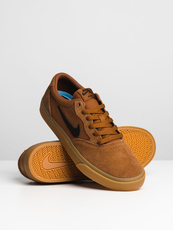 MENS SB CHRON SOLARSOFT - TAN