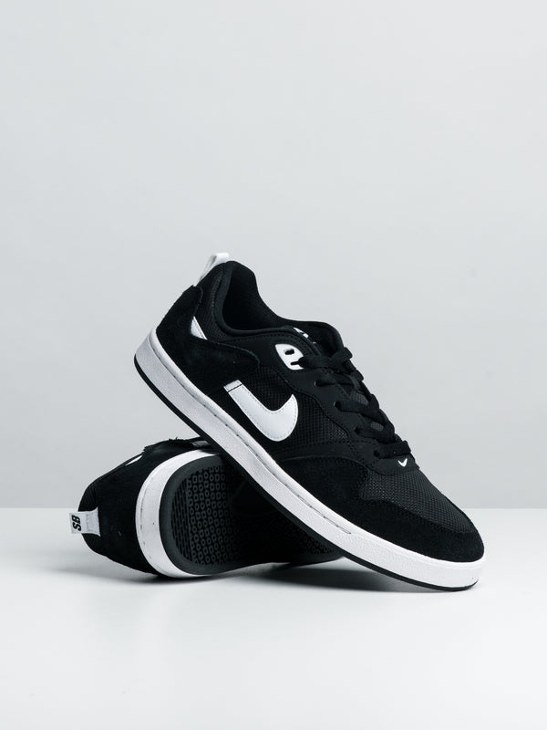 MENS SB ALLEYOOP - BLACK/WHITE