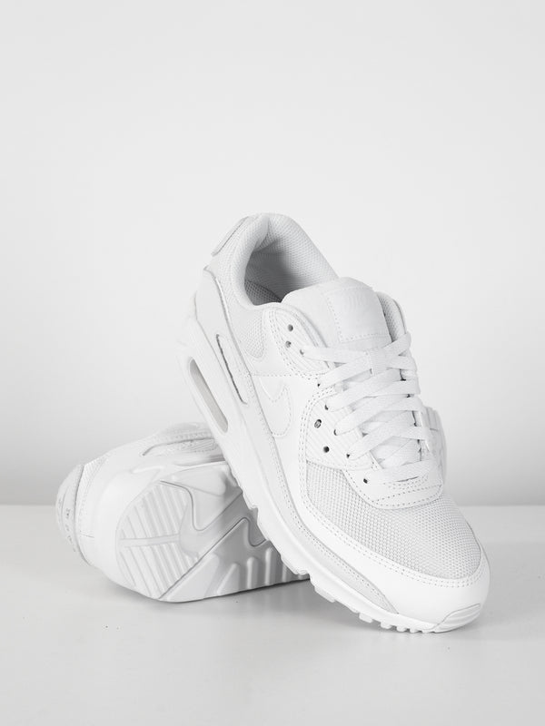 MENS NK AIR MAX 90 - WHITE