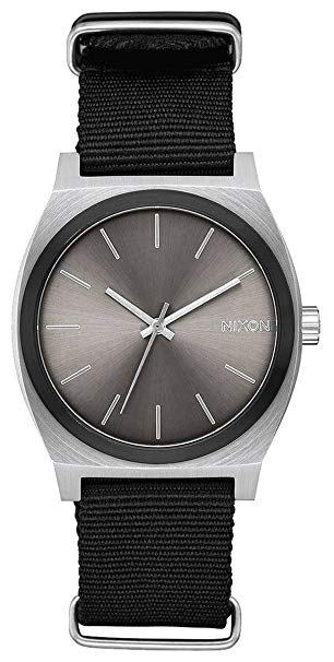 MENS TIME TELLER - GUNMETAL SUNRAY- CLEARANCE