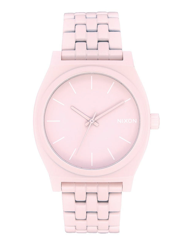 WOMENS TIME TELLER - ALL MATTE PETAL