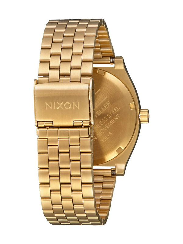 WOMENS TIME TELLER - ALL GOLD WATCH