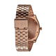 WOMENS TIME TELLER - ALL ROSE GOLD WATCH