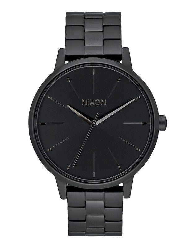 WOMENS KENSINGTON - ALL BLACK WATCH