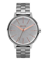 WOMENS KENSINGTON - SLV/CHMPG CRYSTAL WATCH