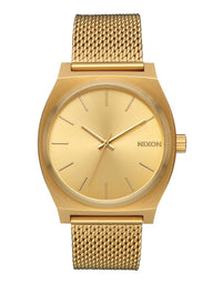 WOMENS TIME TELLER MILAN - ALL GOLD WATCH