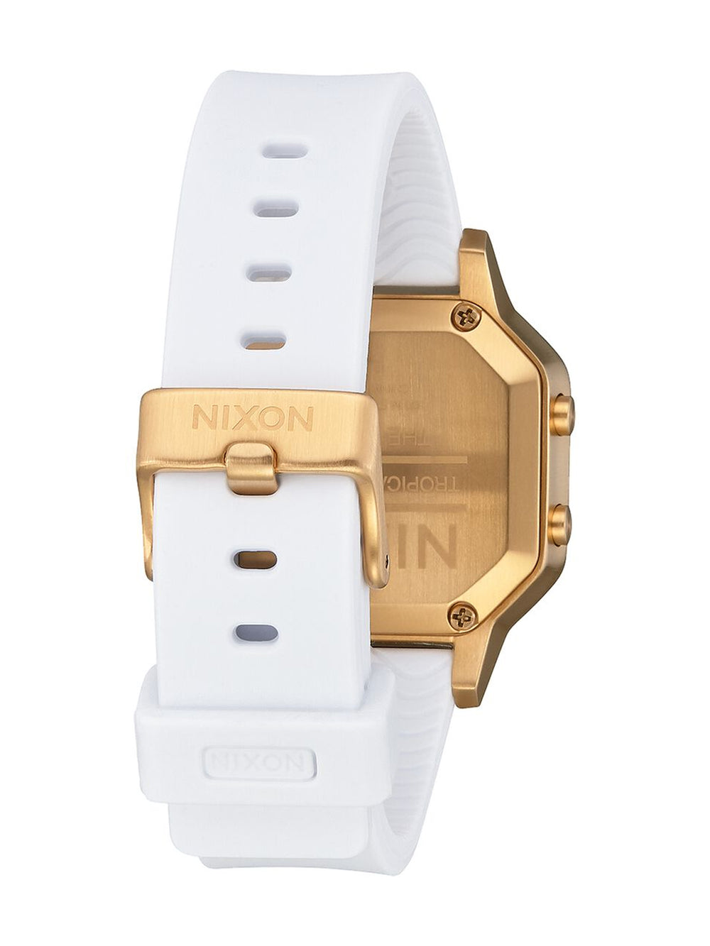 WOMENS SIREN SS - GOLD/WHITE