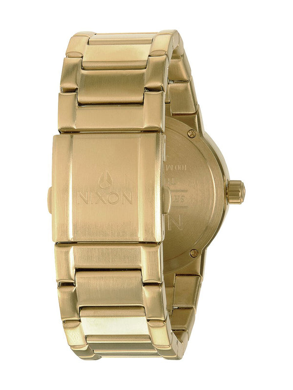 MENS CANNON - ALL GOLD WATCH