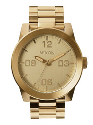MENS CORPORAL SS - ALL GOLD WATCH