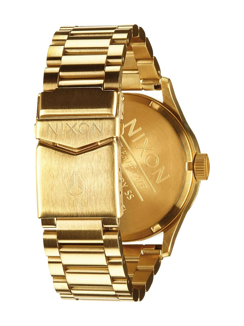 MENS SENTRY SS - ALL GOLD WATCH