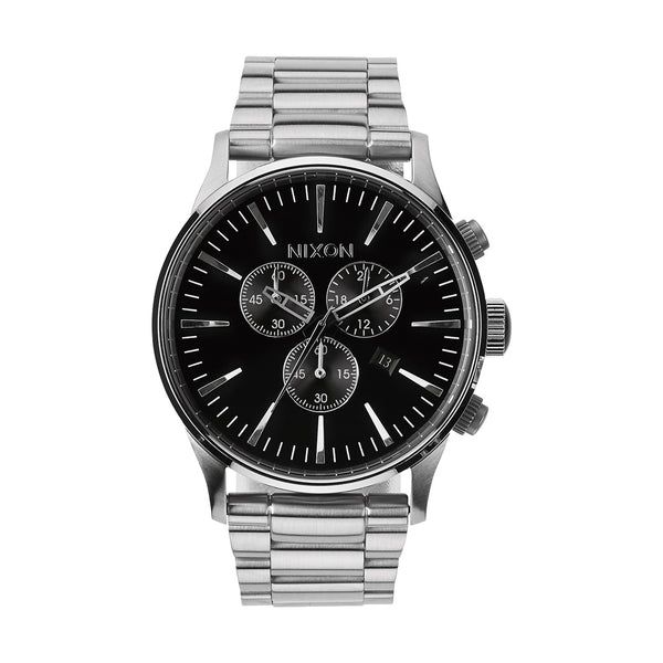 MENS SENTRY CHRONO - BLACK