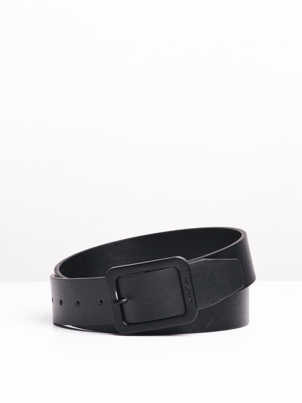 DE FACTO BELT - BLACK